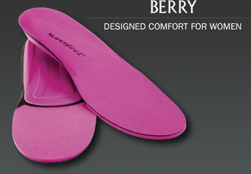SuperFeet Womens Berry