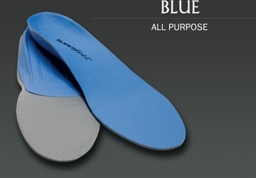 Super Feet Blue