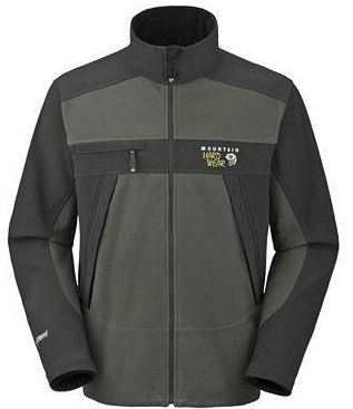 Mountain Hardwear Mens Windstopper Tech Jacket  (Close Out)