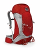 Osprey Kestrel 38 Fire Red