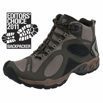 TrekSta Womens Evolution Mid GTX Brown/ Tan
