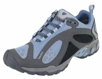 TrekSta Womens Evolution Trail Shoe Blue/ Black (Close Out)