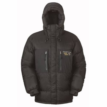 Mountain Hardwear Absolute Zero Parka Black (Autumn 2012)