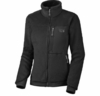 Mountain Hardwear Womens Monkey Woman Jacket Black (Past Season)
