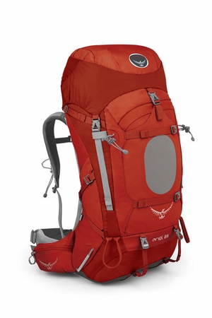 Osprey Womens Ariel 65 Vermillion Red
