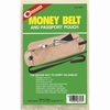Money Belt and Passport Pouch Tan