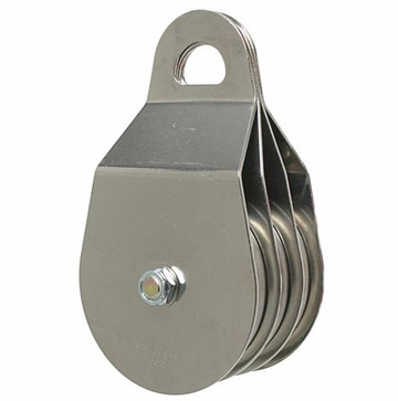"CMI 4"" Triple Pulley Bearing"