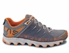 La Sportiva Mens Helios Grey/ Dark Orange