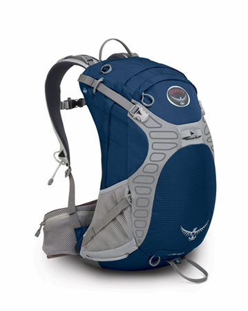 Osprey Stratos 24 Tarn Blue (Past Season)