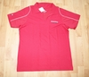 Denison Womens Polo Red