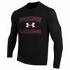 Denison Under Armour Lacrosse Long Sleeve Black