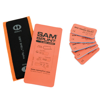 Sam Medical Splint Flat Fold 18""