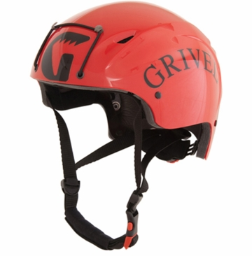 Grivel Salamander Red