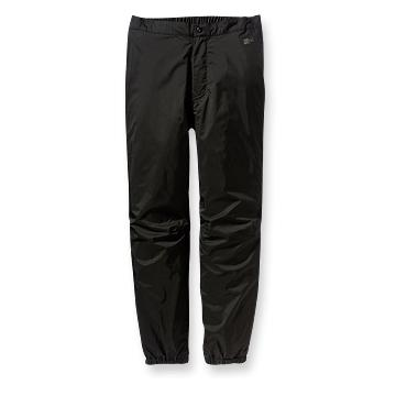 Patagonia Mens Rain Shadow Pants Black (Autumn 2012)