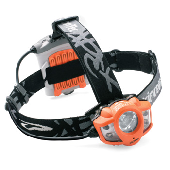 Princeton Tec Apex Headlamp Orange
