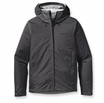 Patagonia Mens Torrentshell Jacket Forge Grey (Spring 2014)