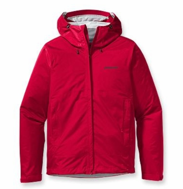 Patagonia Mens Torrentshell Jacket Red Delicious (Spring 2014)