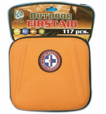 Outdoor First Aid 117 Piece Kit