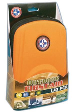Outdoor First Aid 140 Piece Kit