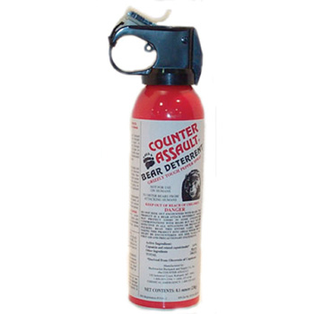 Bear Deterent 8.2oz with Holster