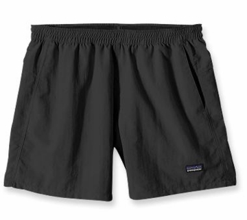 Patagonia Womens Baggies Black (Spring 2014)