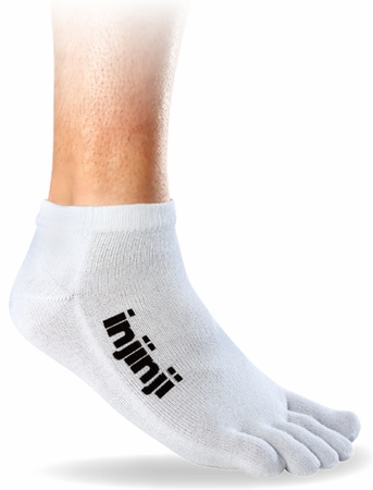 Injinji Performance Series Micro White