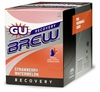 GU Recovery Brew Strawberry Watermelon 12 Count Box