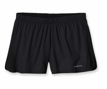 Patagonia Womens Strider Shorts Black (Autumn 2013)