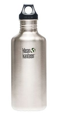 Klean Kanteen 40oz Loop Top Bottle Stainless