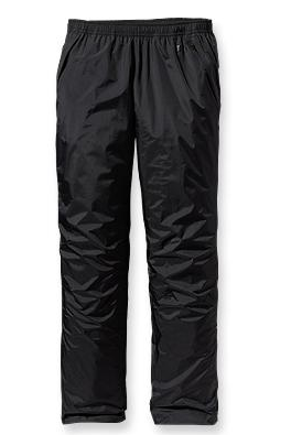 Patagonia Womens Torrentshell Pants Black (Autumn 2013)
