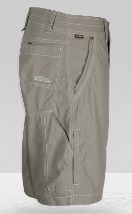 "Kuhl Mens Ramblr 10"" Short Khaki (Spring 2013)"