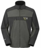 Mountain Hardwear Mens Windstopper Tech Jacket Grill (Close Out)