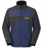 Mountain Hardwear Mens Windstopper Tech Jacket Sapphire (Close Out)