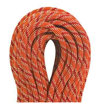 Edelweiss Onsight 9.9mm X 60m Orange/Red