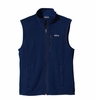 Patagonia Mens Better Sweater Vest Channel Blue (Spring 2014)