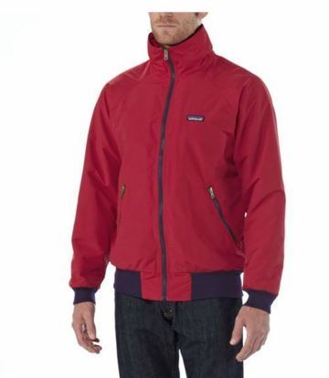 Patagonia Mens Shelled Synchilla Jacket Wax Red (Autumn 2013)