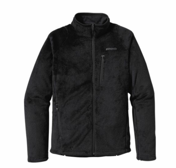 Patagonia Mens R4 Jacket Black