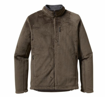 Patagonia Mens R4 Jacket Suede Brown (Autumn 2013)