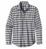 Patagonia Mens Long-Sleeved Pima Cotton Shirt Herbert: Classic Navy (Autumn 2013)