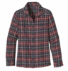 Patagonia Womens Long-Sleeved Fjord Flannel Shirt Roadie: Tidal Teal (Autumn 2013)
