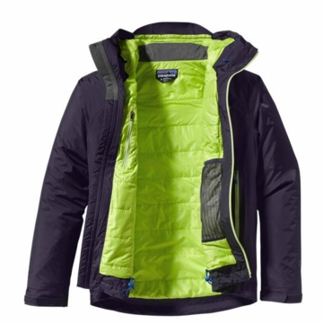 Patagonia Mens Insulated Torrentshell Jacket Graphite Navy (Autumn 2013)