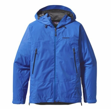 Patagonia Mens Super Cell Jacket Oasis Blue (Autumn 2013)