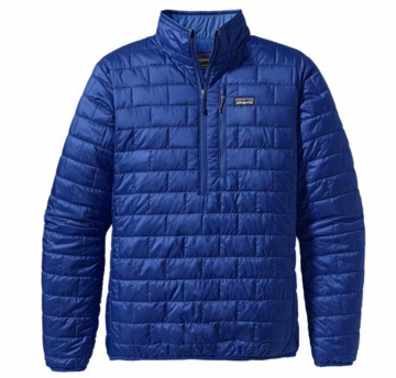 Patagonia Mens Nano Puff Pullover Viking Blue (Autumn 2013)