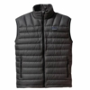Patagonia Mens Down Sweater Vest Forge Grey (Autumn 2013)
