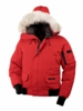 Canada Goose Mens Chilliwack Bomber Red (Autumn 2013)