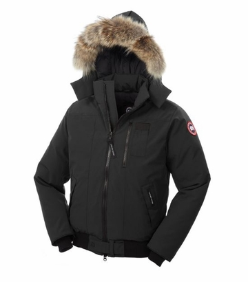 Canada Goose Mens Borden Bomber Black (Autumn 2013)