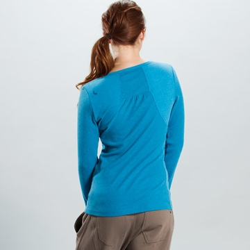 Lole Womens Candid 2 Top Metyl Blue Heather