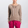 Lole Womens Gina Top Driftwood Heather