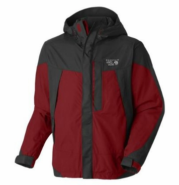 Mountain Hardwear Mens Exposure Parka Red/ Black (Autumn 2012)