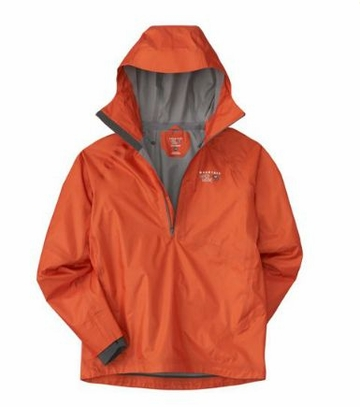 Mountain Hardwear Mens Quasar Pullover State Orange (Autumn 2012)